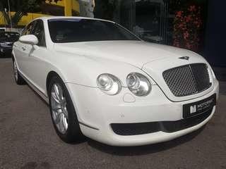 Bentley Continental 6.0 Flying Spur Auto