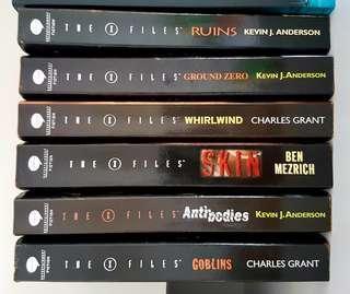 The X- Files Novels