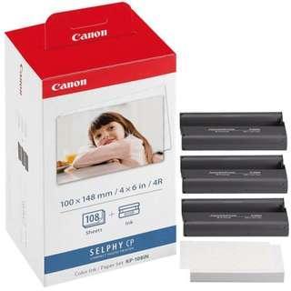 Canon Selphy 相紙 KP-108 RP-108 CP1200 CP1300 聚會 婚宴 交換禮物 CP810 CP820 CP900 CP910