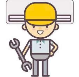 Hiring Aircon Technician with or without experience