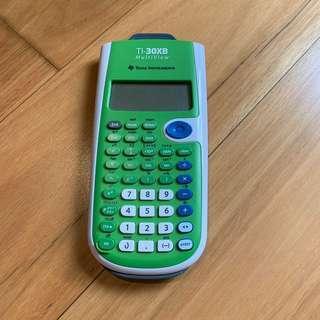 TI-30XB Scientific Calculator