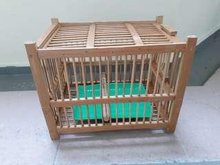 Bird bathing cage for sale