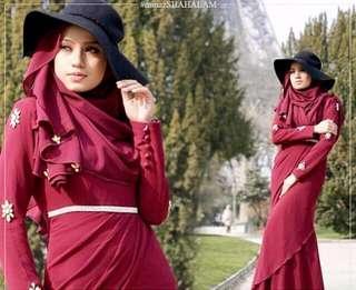 Arora dress by minaz