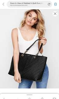 Victoria secret tote handbag