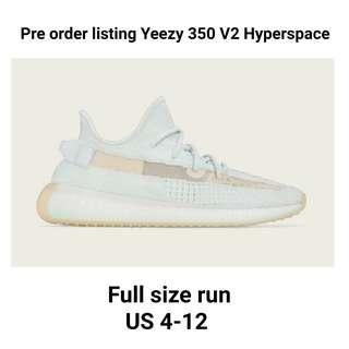 Yeezy Boost 350 V2 Hyperspace