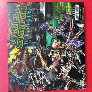 AVENGED SEVENFOLD/CD N DVD