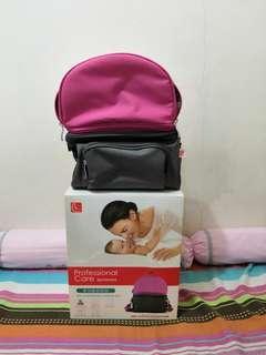 Multi Purpose Cooler Bag Pink