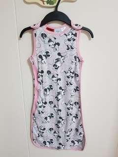 Minnie mouse sleeping bag