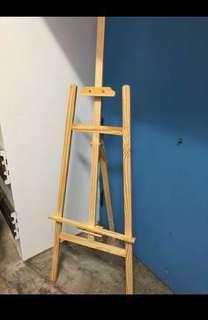 New Wooden Easel Stand Weddings Parties Reception Decor