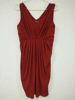 Red Dress PreLove