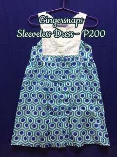 Gingersnaps Sleeveless Dress