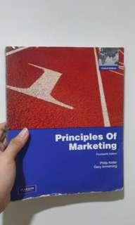 Buku Principle of Marketing