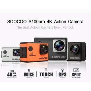 d4ab6538324 Moving out Sale - Soocoo S100Pro WiFi (Free Extra Battery)