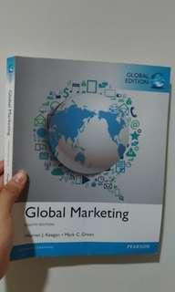 Buku Global Marketing