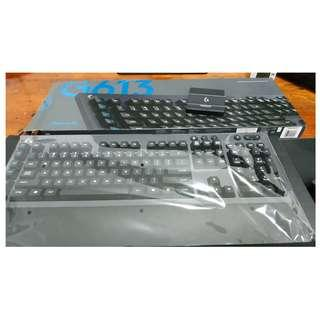 Logitech G613 - Wireless Mechanical Gaming Keyboard