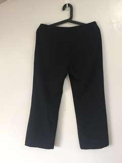 Express Design Studio Black Slacks