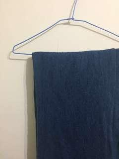 🚚 藍色圍巾🧣