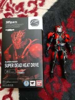 Shf kamen rider super dead heat drive