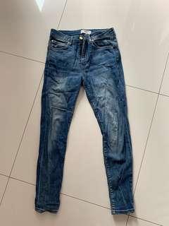 🚚 Mango Lonny girlfriend jeans eur size 32