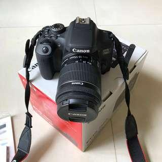 Canon EOS 750D Kit EF-S 18-55 IS STM