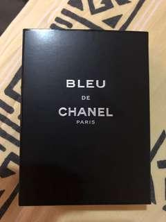 🚚 Bleu de Chanel