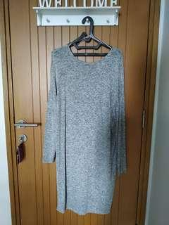 Dress Sweater Oversize Pull & Bear
