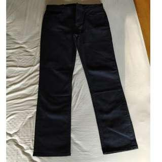 Banana Republic slim fit blue jeans
