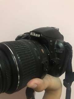 Nikon D3100 camera kamera dslr