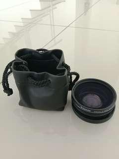 #ME150 Vitacon 58mm 0.45X Digital wide lens w/macro