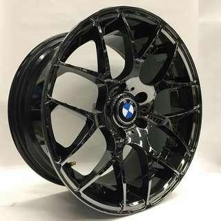 BMW 18 Inch Rims