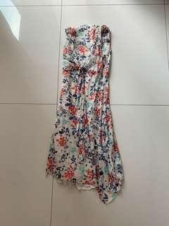 🚚 Kookai floral cocktail dress