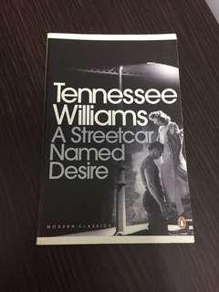 🚚 A Streetcar Named Desire, Tennessee Williams