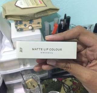 Matte lipstick nude colour