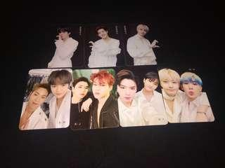 [WTS] Monstax we are here official unit photocard/transparent photocard