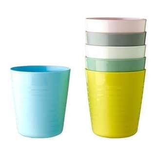 Ikea Kalas Set (Pastel Colors)