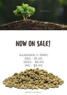 🚚 IPY052 - (1-3mm) Akadama soil