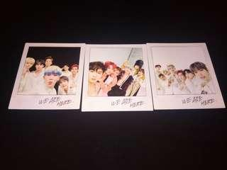 [WTS] Monstax we are here official polaroid