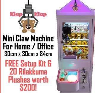 Mini Claw Machine for Home / Office