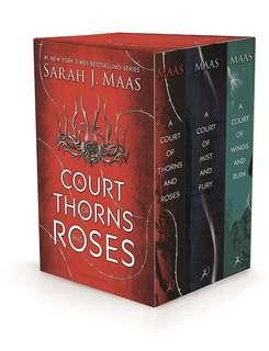 🚚 Court of Thorns and Roses Hardcover Box Set