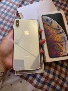 iPhone XsMax Openline!almost brandnew!
