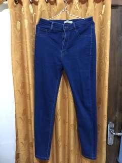 celana jeans PULL&BEAR ori