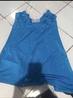 Lingerie blue tori M