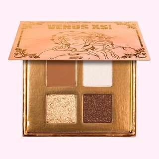 Lime Crime Venus XS Solid Gold Mini Eyeshadow Palette