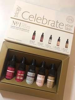 Trilogy Limited Edition Sampler Oils Set of 5