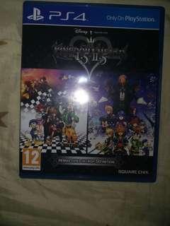 Kingdom Hearts 1.5 + 2.5 HD Remastered