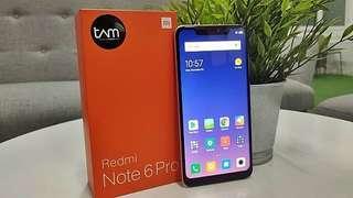 Promo Free 1x Angsuran - Xiaomi Redmi Note 6 Pro