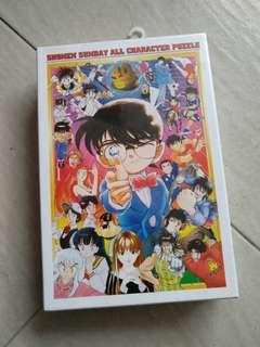 Shonen Sunday All Character Puzzle