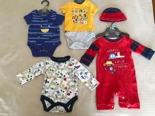 Brand New mothercare baby clothes