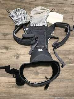 🚚 POGNAE NO.5 超輕量機能坐墊型背巾