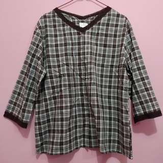 Women's vintage blouse #prelovedmurah